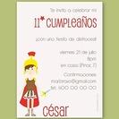 Invitaciones personalizadas para cumpleaños en Susiko