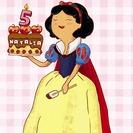 """Invitaciones de cumpleaños personalizadas de """"Maria te Pinta"""""""