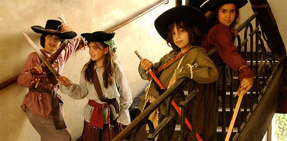 disfraces infantiles perfectos para Carnaval