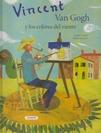 """Libros infantiles de arte: """"Vincent Van Gogh y los colores del viento"""""""