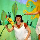 Patim, Patam, Patom en el teatro Arbolé de Zaragoza