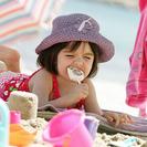 Los niños tienden a engordar durante el verano