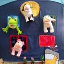 Teatro de marionetas en Librería Leolo