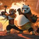 Cine para niños. Kung Fu Panda 2