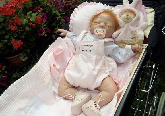 Los muñecos son tna realistas que impresionan