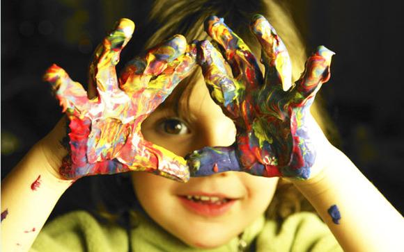 El arte potencia la creatividad en los niños