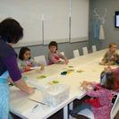 Talleres de Repostería para niños y mamás de Molly Mellow. Madrid