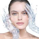 ¡Tu rostro también necesita agua!