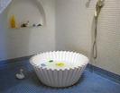 Sweet Cake... un nuevo concepto de bañera para bebés ¡en forma de cupcake!