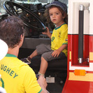 Museo de bomberos. Actividades para niños