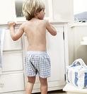 Ropa Interior de niños de calidad en Gap. Boxers y braguitas con aire americano