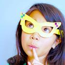 Gafas de cartulina para niños
