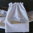 Originales bolsas para tus alpargatas