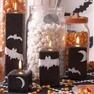 Velas para decorar en Halloween