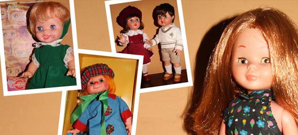 Exposición de muñecas famosas en el C.C. Gran Vía de Hortaleza