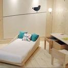Camas y muebles modernos para niños. Cerne