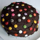 Ideas para decorar una tarta de cumpleaños con lacasitos