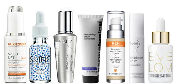 Elige sérum según tu necesidad: piel apagada, irritación, arrugas, deshidratación...