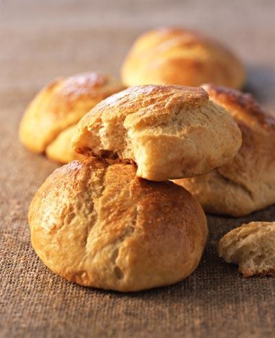 Pan de queso.  Receta de bolitas de pan