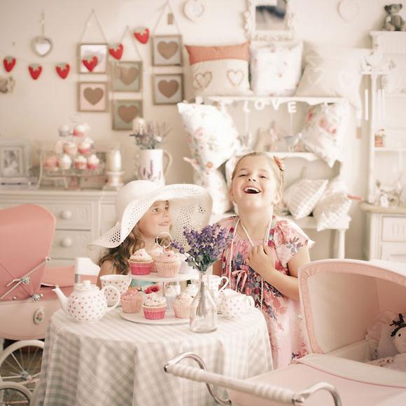 Cochecitos de muñecas para niñas de Silver Cross