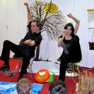 Aupa Leré, percusión para bebés en Sala Triángulo