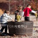 Vendimia en familia en las Bodegas Torres