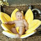 Bañera acolchada para recién nacidos y bebés