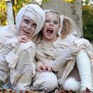 Disfraces caseros de Momia para Halloween
