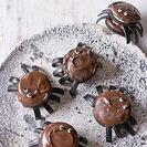Receta fácil de Halloween - Galletas Arañas