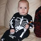 Ropa y complementos para bebé de Halloween en Rockillos