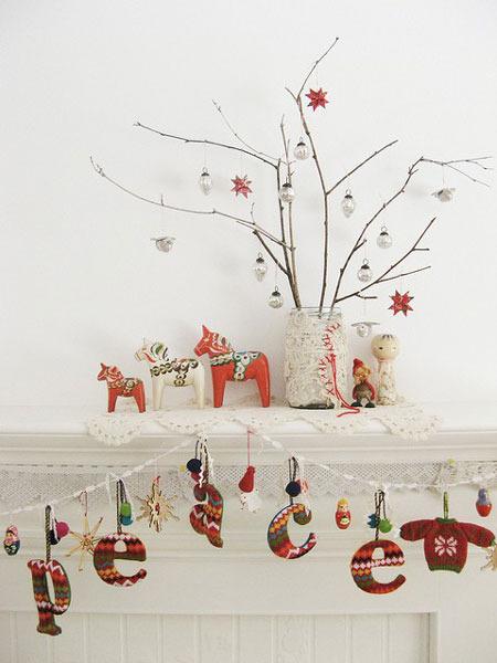 House help rboles de navidad originales for Arboles de navidad caseros y originales