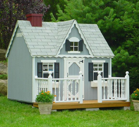 casas cocinas mueble casitas de jardin ninos
