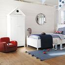 """Maisons du Monde. Muebles y Decoración para niños con acento """"East Coast"""""""