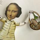 La Mona Lisa para niños. Actividades para descubrir el Arte.