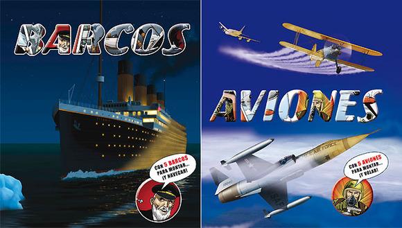 ¿Por qué flotan los barcos y los aviones vuelan?