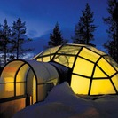 Iglús de cristal: un viaje a Finlandia