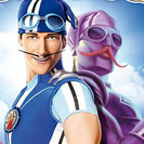  Lazytown: Roboticus vs Sportacus. 