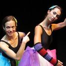 Teatro para niños en Madrid: Baila Conmigo