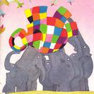 """Teatro para niños """"Elmer, el elefante"""""""