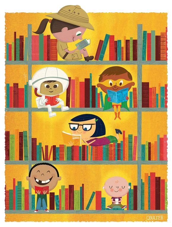 Tienda de libros en ingles
