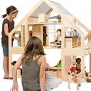 Casas de muñecas gigantes