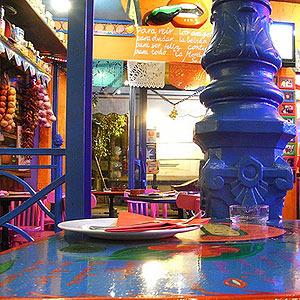 Si Señor!Restaurante mexicano ideal para familias divertidas. Madrid