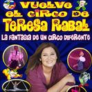 El circo de Teresa Rabal en Madrid
