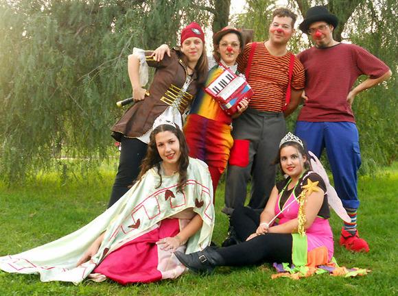 Animacin para fiestas infantiles en barcelona share the for Fiestas tematicas bcn