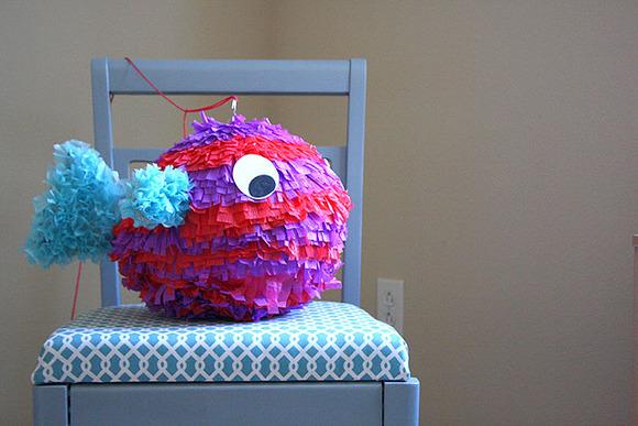 Cómo hacer una piñata para niños en casa