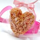 Recetas con cereales - Corazones de cereales Kelloggs
