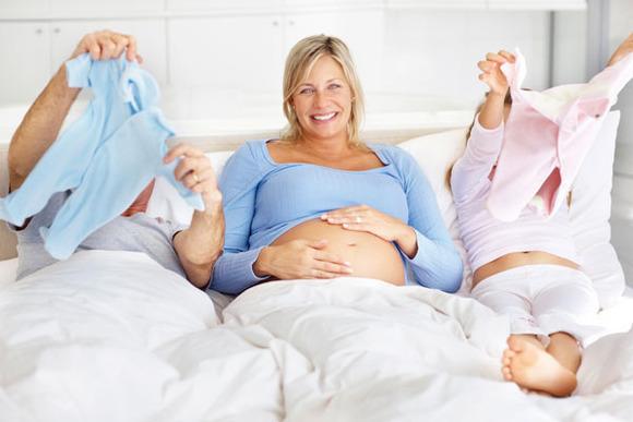 Trucos para saber el sexo del bebé