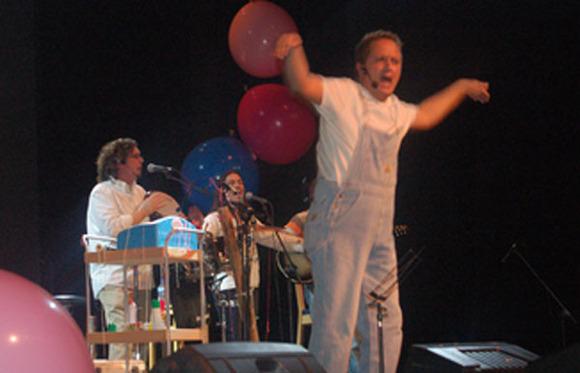 Espectáculos teatrales para bebés en Madrid