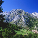 INGLS Y AVENTURA - Picos de Europa 2012