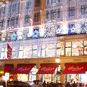 Hamleys; Compra on line en la tienda de juguetes más grande y espectacular de Londres.